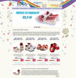 Magazin online cu grafica originala: Tup-tup.store.ro