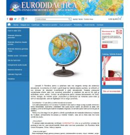 Website builder Eurodidactica