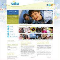 Web design pentru autism-aita.ro
