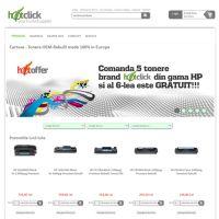 Hotclick.ro - cartuse pentru imprimante