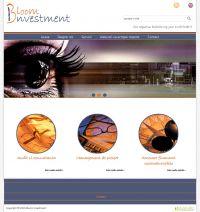 Website de prezentare BINVESTMENT