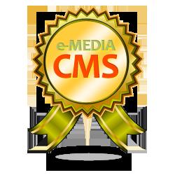 E-Media CMS site de prezentare sau orice altceva