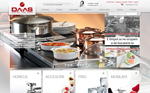 web design magazin virtual pe platforma de e-commerce E-Media